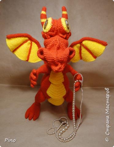 Неправильный дракон от Семкиной Елены  фото 2