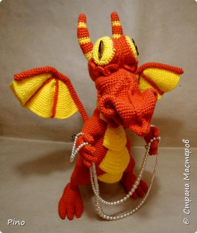 Неправильный дракон от Семкиной Елены  фото 1