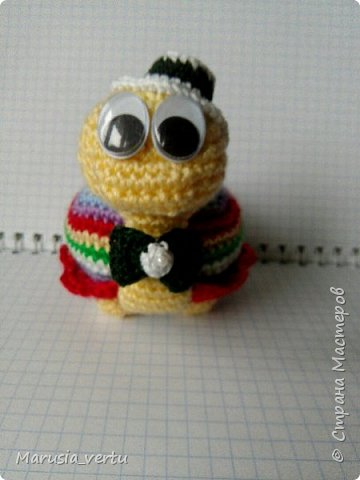 Степашка связан по описанию отсюда: http://www.liveinternet.ru/users/5296112/post304466908/ фото 2