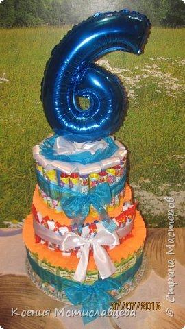 Тортик в садик  фото 1