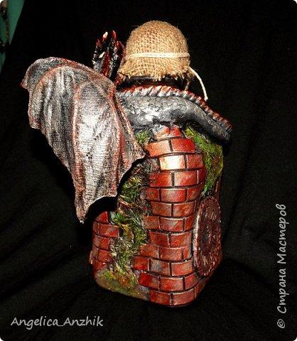Дракон на бутылке. Любимая тема. фото 4