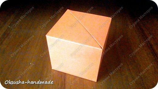 Моя проба пера по освоению дизайна новой коробочки на 36 шоколадок.  Отличная идея для подарка на день рождения, свадьбу, день учителя или другому поводу!  Просто идеальная коробочка, рассчитанная на три  яруса, в которых можно, как положить одинаковые по стилистике обертки, так и разные, например, как я из имеющегося материала, сложила этот кубик. Первый ярус - кофейная тематика, второй ярус - шоколад для вечно худеющих, третий слой - с днем рождения.  Спасибо за МК: http://stranamasterov.ru/node/998669?c=favorite. Пришлось, конечно, сделать свои расчеты, но коробочка вышла отличная! Буду теперь работать над внешним дизайном. Еще раз огромное спасибо за идею и МК мастерице Страны Мастеров! фото 1
