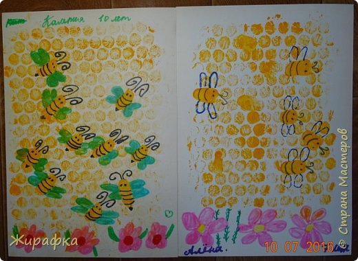 Пчёлки... фото 2