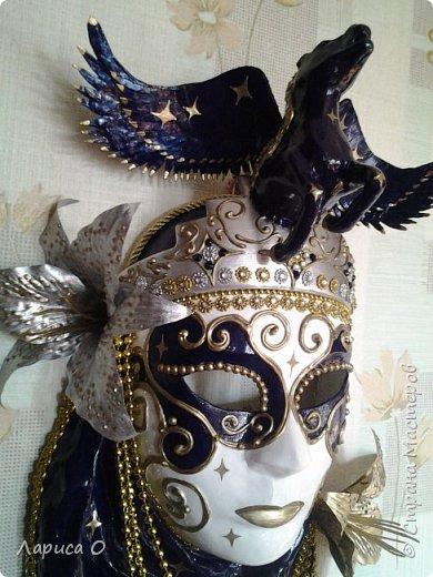 интерьерная настенная маска Ночь фото 2