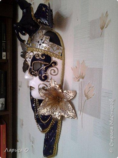 интерьерная настенная маска Ночь фото 5