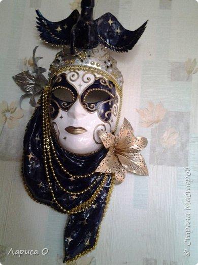 интерьерная настенная маска Ночь фото 7