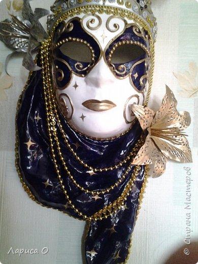 интерьерная настенная маска Ночь фото 8
