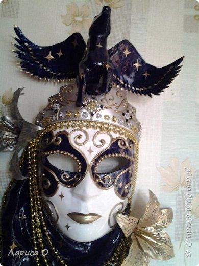 интерьерная настенная маска Ночь фото 9