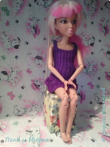 Всем привет сегодня будем делать стул для кукол.Приятного просмотра. фото 11