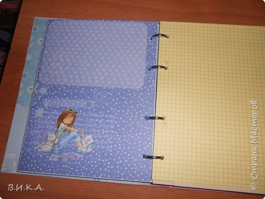 "Дневник для девочки ""Мои заметки"" фото 3"