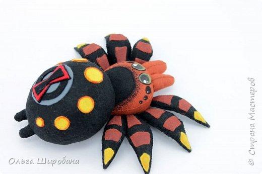 Здравствуйте.  Если уж шить пауков-супергероев, то куда же без Человека-паука ? фото 9