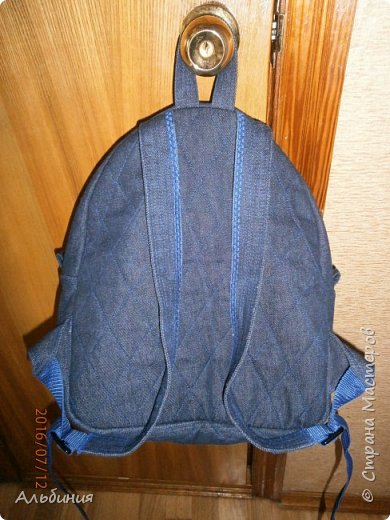мой первый рюкзак. фото 3