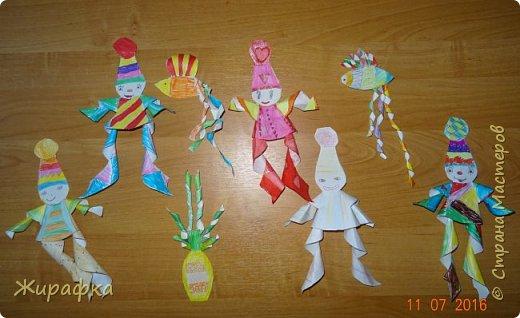Игрушки- завитушки.  фото 14