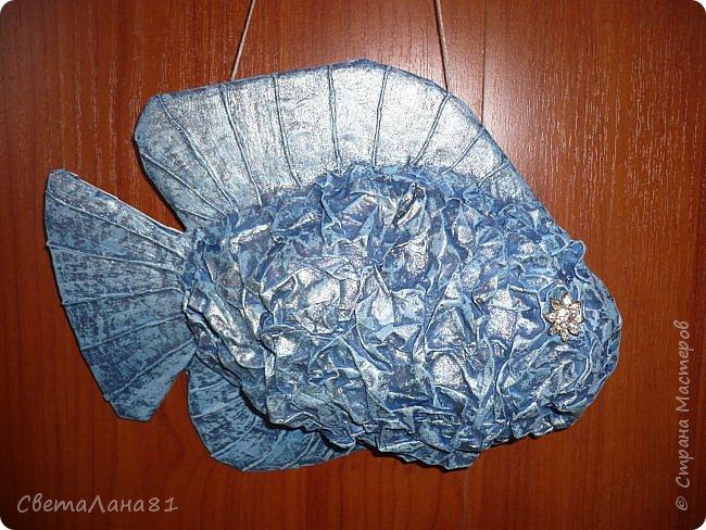 Рыбка интерьерная №1 фото 1