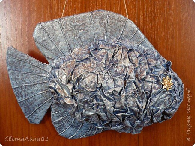 Рыбка интерьерная №1 фото 2