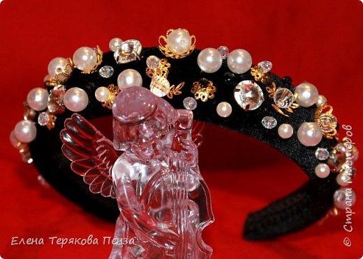 ТИАРА В СТИЛЕ Dolce & Gabbana фото 2
