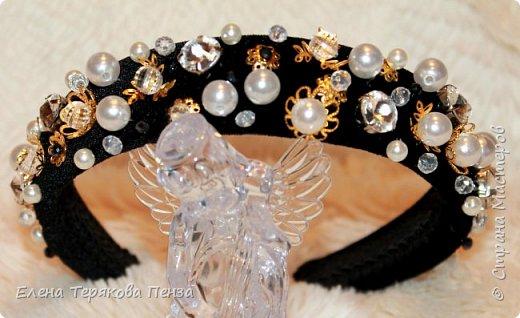 ТИАРА В СТИЛЕ Dolce & Gabbana фото 1