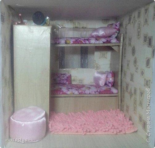 Доброе время суток! Решила я устроить для своих куклят ночёвку. Так же показать их ночнушки и комнату. фото 2