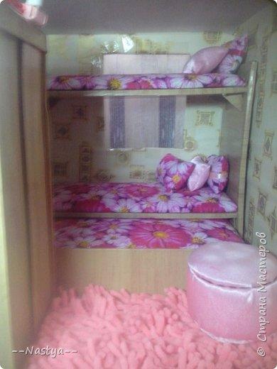 Доброе время суток! Решила я устроить для своих куклят ночёвку. Так же показать их ночнушки и комнату. фото 3