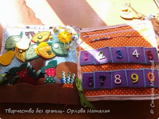 развивающая книжечка № 8 для Ромашки фото 3