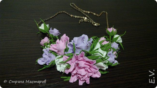 Доброго времени суток, гости и жители страны мастеров!!! Лето - замечательная пора.... и хочется сотворить что-то необычное... Позавидовала на сумочки наших мастериц.... и себе сплела... В декор добавила цветы из фоамирана... фото 7