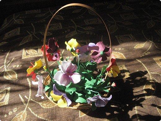 Букетик сделан в подарок соседке на день рождения. фото 4