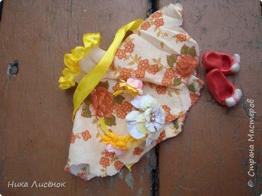 """Здравствуйте, жители Страны Мастеров! Сегодня я сдаю работу на конкурс """"Мисс Июль"""". Для него у меня пошилось такое платье и сделался """"цветочный"""" ободок. А теперь небольшая фотосессия! фото 9"""