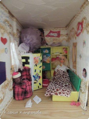 Приветик! Элизабет спит, и сегодня  я расскажу про лучший день моей куклы! фото 2