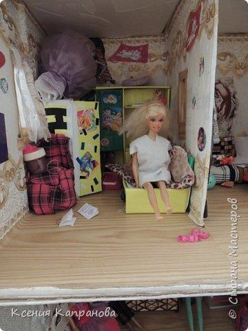 Приветик! Элизабет спит, и сегодня  я расскажу про лучший день моей куклы! фото 3