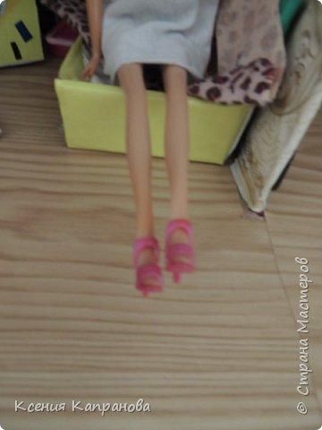 Приветик! Элизабет спит, и сегодня  я расскажу про лучший день моей куклы! фото 4