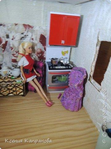 Приветик! Элизабет спит, и сегодня  я расскажу про лучший день моей куклы! фото 7