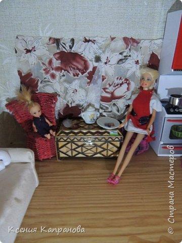 Приветик! Элизабет спит, и сегодня  я расскажу про лучший день моей куклы! фото 9