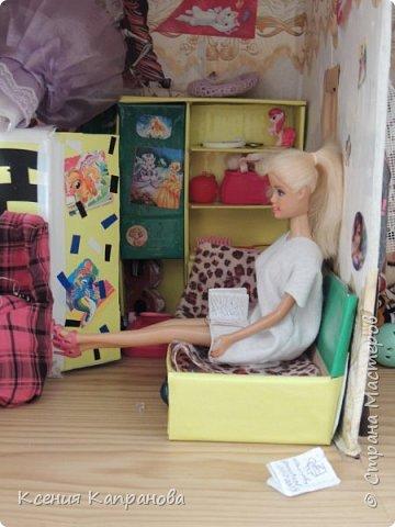 Приветик! Элизабет спит, и сегодня  я расскажу про лучший день моей куклы! фото 10