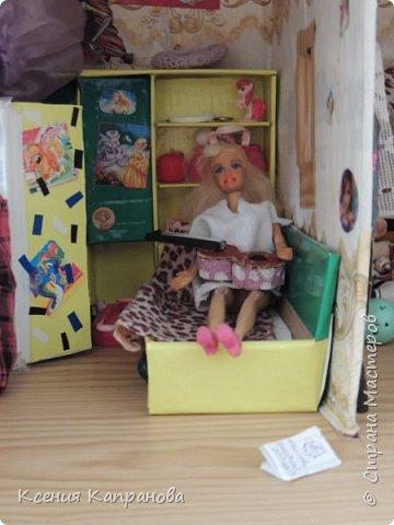 Приветик! Элизабет спит, и сегодня  я расскажу про лучший день моей куклы! фото 11