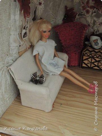 Приветик! Элизабет спит, и сегодня  я расскажу про лучший день моей куклы! фото 12