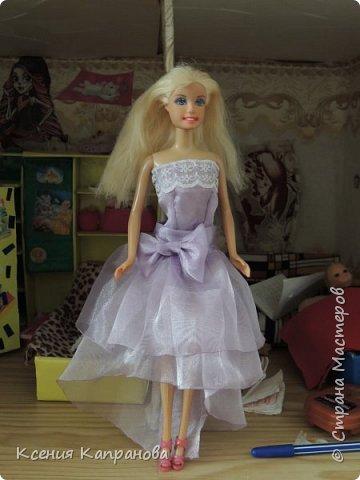 Приветик! Элизабет спит, и сегодня  я расскажу про лучший день моей куклы! фото 14