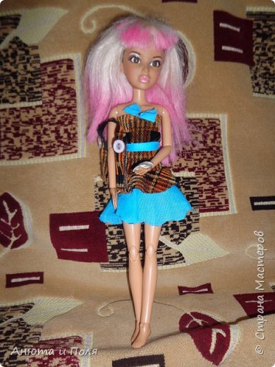 """Здравствуйте, жители Страны Мастеров!  Сегодня я сдаю работу на конкурс """"Мисс Июль"""". Для него у меня пошилось такое платье и сумочка.  А теперь небольшая фотосессия!     фото 5"""