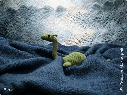 Завела себе домашнего любимца, осталось дело за аквариумом ;) Несси - Лохнесское чудовище от Jessica Ruse. Перевод - Люба Костюнина фото 1