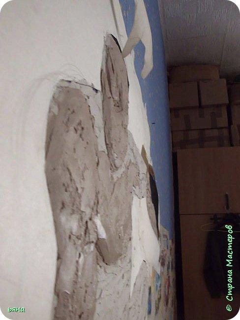Ремонт в детской . Барельефчики...Часть...3 МК Без окраса фото 11