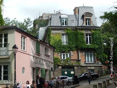 Дорогие друзья! Приглашаю Вас на небольшую экскурсию по Парижу. И вначале, разумеется, символ города - Эйфелева башня. фото 6