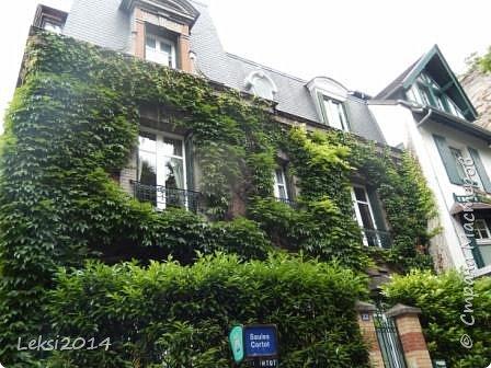 Дорогие друзья! Приглашаю Вас на небольшую экскурсию по Парижу. И вначале, разумеется, символ города - Эйфелева башня. фото 7