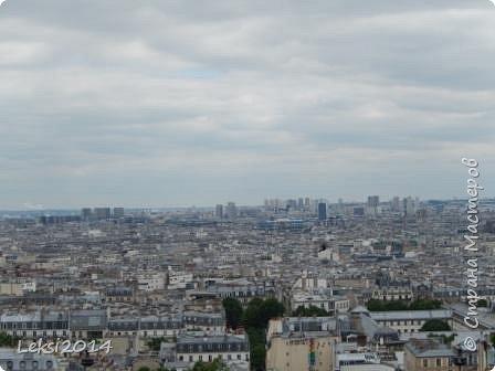Дорогие друзья! Приглашаю Вас на небольшую экскурсию по Парижу. И вначале, разумеется, символ города - Эйфелева башня. фото 10