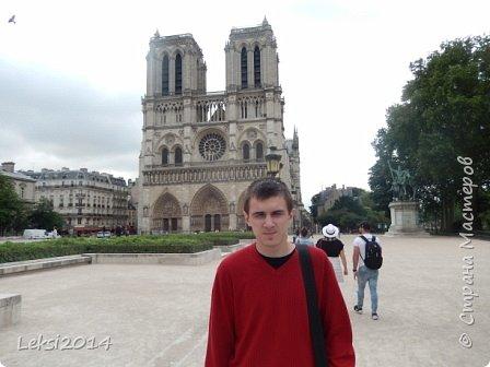 Дорогие друзья! Приглашаю Вас на небольшую экскурсию по Парижу. И вначале, разумеется, символ города - Эйфелева башня. фото 13