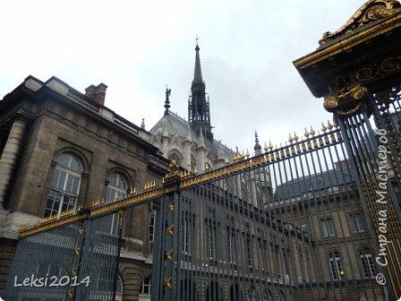 Дорогие друзья! Приглашаю Вас на небольшую экскурсию по Парижу. И вначале, разумеется, символ города - Эйфелева башня. фото 18