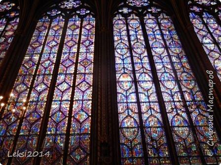 Дорогие друзья! Приглашаю Вас на небольшую экскурсию по Парижу. И вначале, разумеется, символ города - Эйфелева башня. фото 19