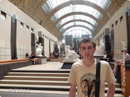 Дорогие друзья! Приглашаю Вас на небольшую экскурсию по Парижу. И вначале, разумеется, символ города - Эйфелева башня. фото 31