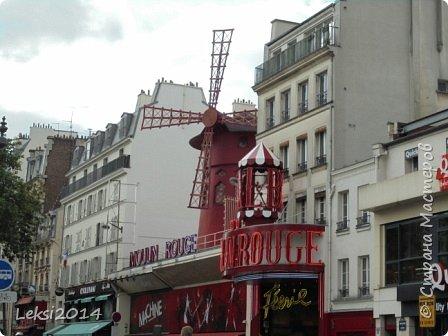 Дорогие друзья! Приглашаю Вас на небольшую экскурсию по Парижу. И вначале, разумеется, символ города - Эйфелева башня. фото 3