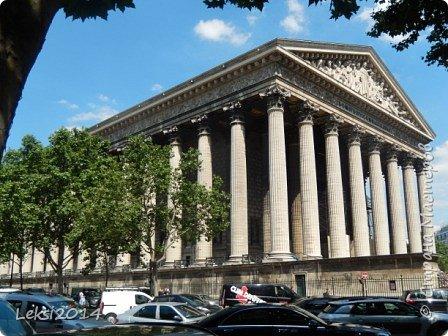 Дорогие друзья! Приглашаю Вас на небольшую экскурсию по Парижу. И вначале, разумеется, символ города - Эйфелева башня. фото 35