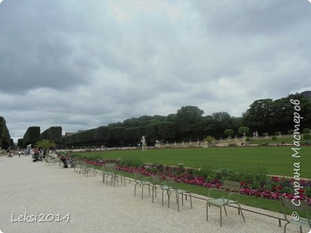 Дорогие друзья! Приглашаю Вас на небольшую экскурсию по Парижу. И вначале, разумеется, символ города - Эйфелева башня. фото 40