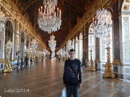 Дорогие друзья! Приглашаю Вас на небольшую экскурсию по Парижу. И вначале, разумеется, символ города - Эйфелева башня. фото 51